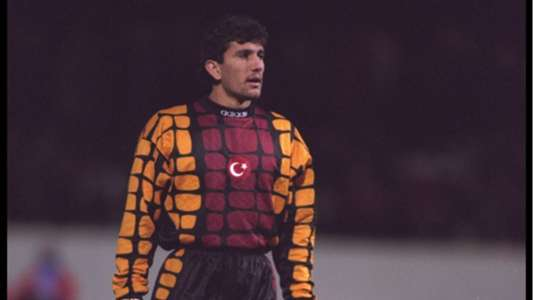 Rustu ex Barcelona player