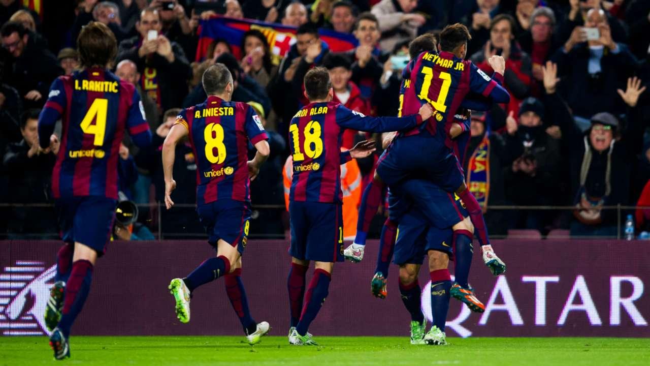 Barcelona Atletico Madrid La Liga 11012015