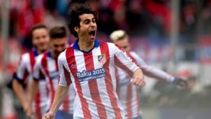 Tiago Mendes Atletico Madrid Real Madrid La Liga 07022015