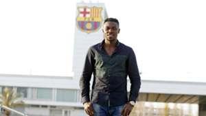 Ezekiel Bassey Barcelona