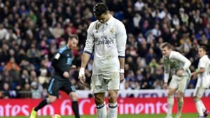 Cristiano Ronaldo Real Madrid Real Sociedad LaLiga 29012016