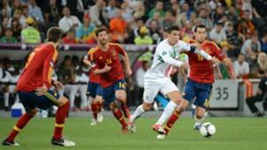 Spain Portugal Euro 2012