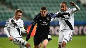 Mateo Kovacic Legia Warsaw Real Madrid Champions League