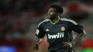 Adebayor Real Madrid