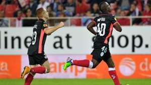 Paul Jose Mpoku Sevilla Standard Liege Europa League