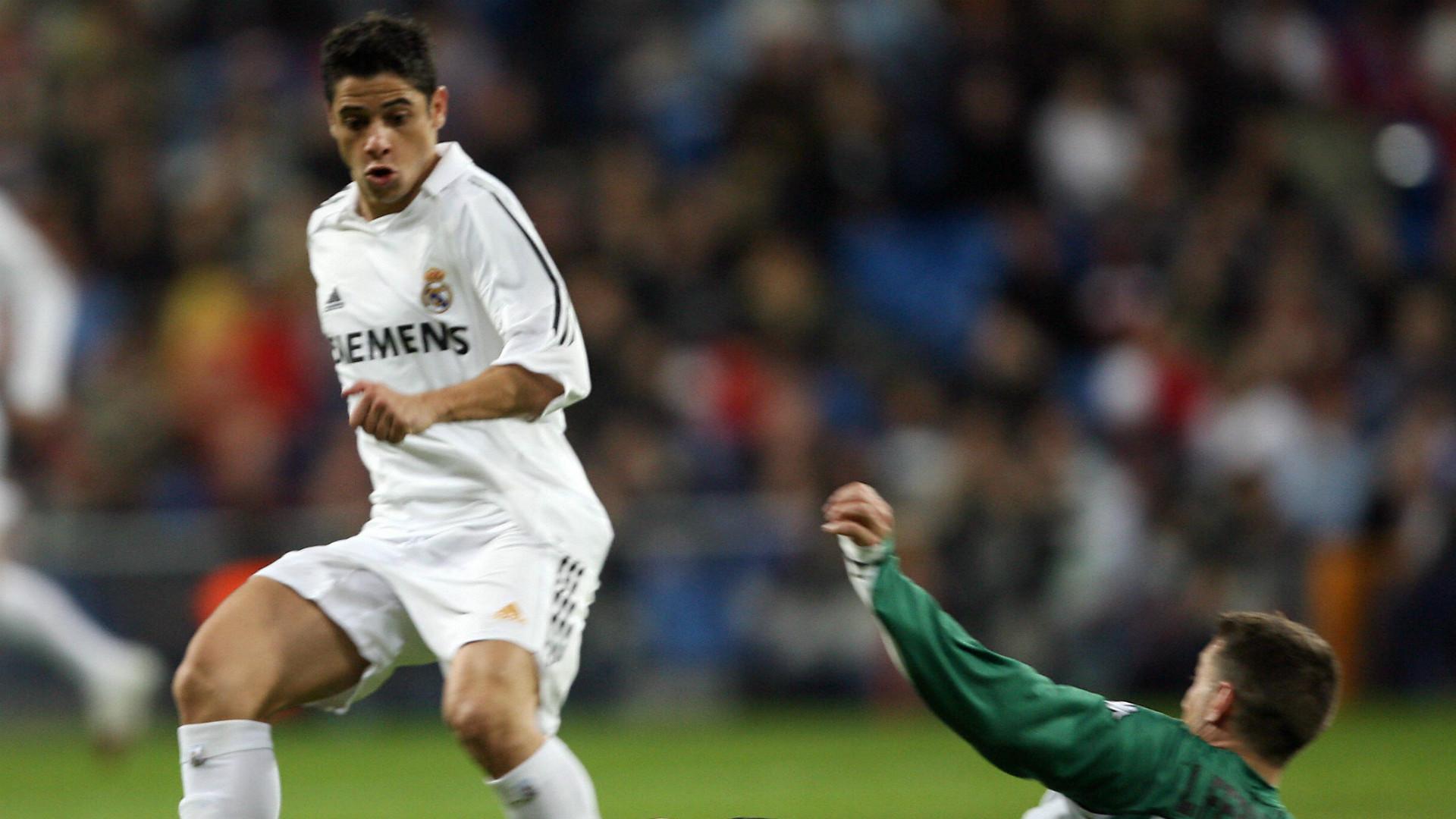 Cicinho Real Madrid Betis 250106