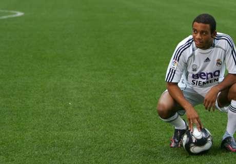 Marcelo y los extranjeros con más partidos en el Madrid