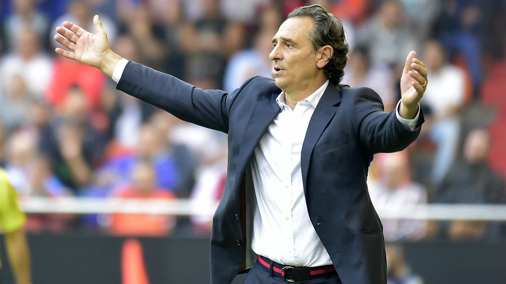 Cesare Prandelli Valencia Barcelona LaLiga 22102016