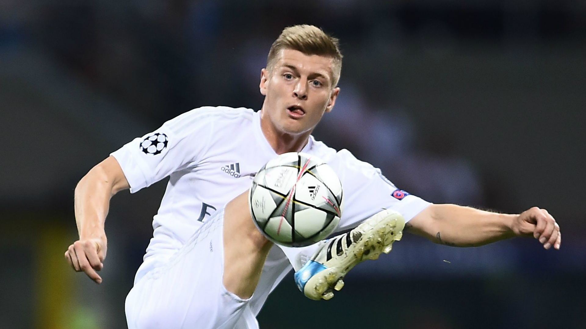 UCL FINAL REAL MADRID ATLETICO TONI KROOS 28052016