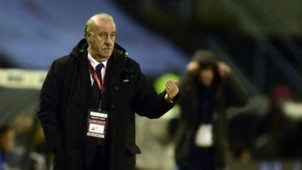 Vicente Del Bosque Spain Germany International Friendly 11182014