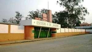 estadio 4 de Janeiro Angola