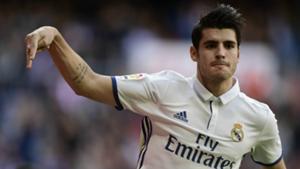 Alvaro Morata Real Madrid Leganes La Liga