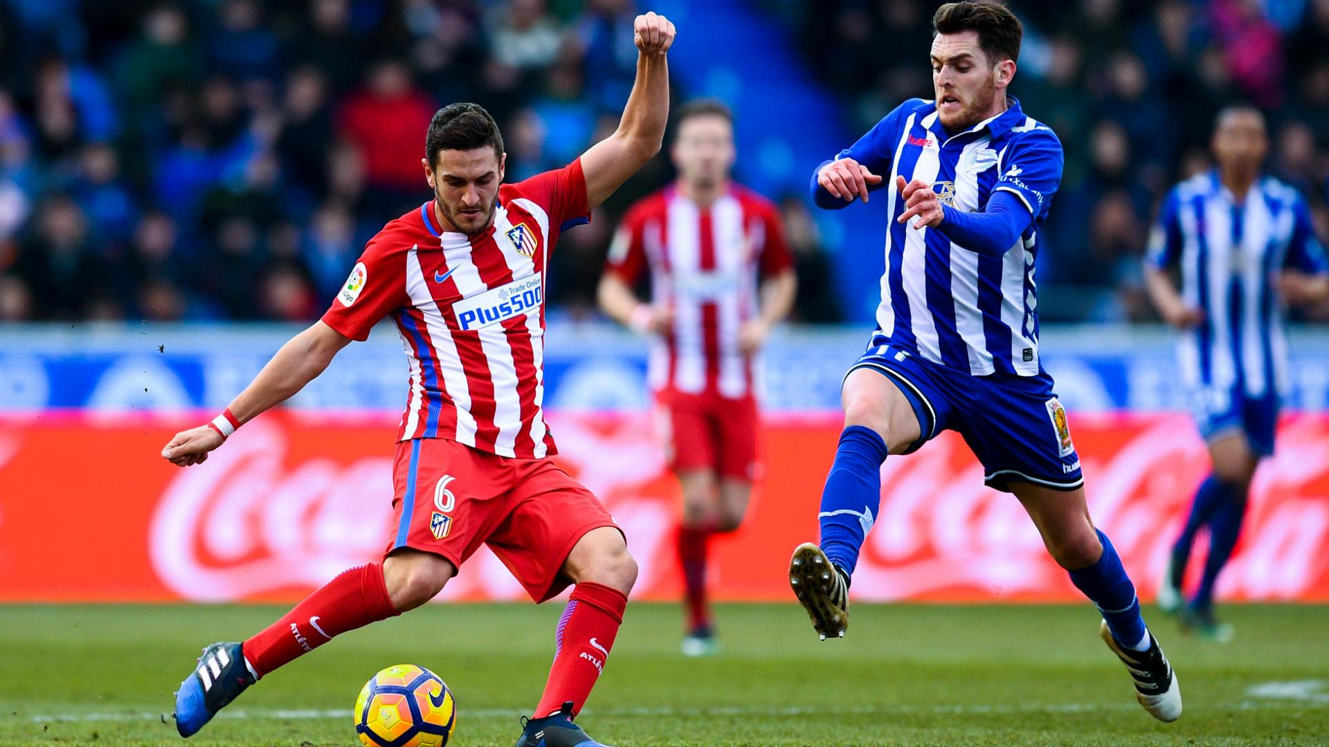 Atletico loses on Morata debut, Real Madrid beats Alaves  |Atlético Madrid--alavés