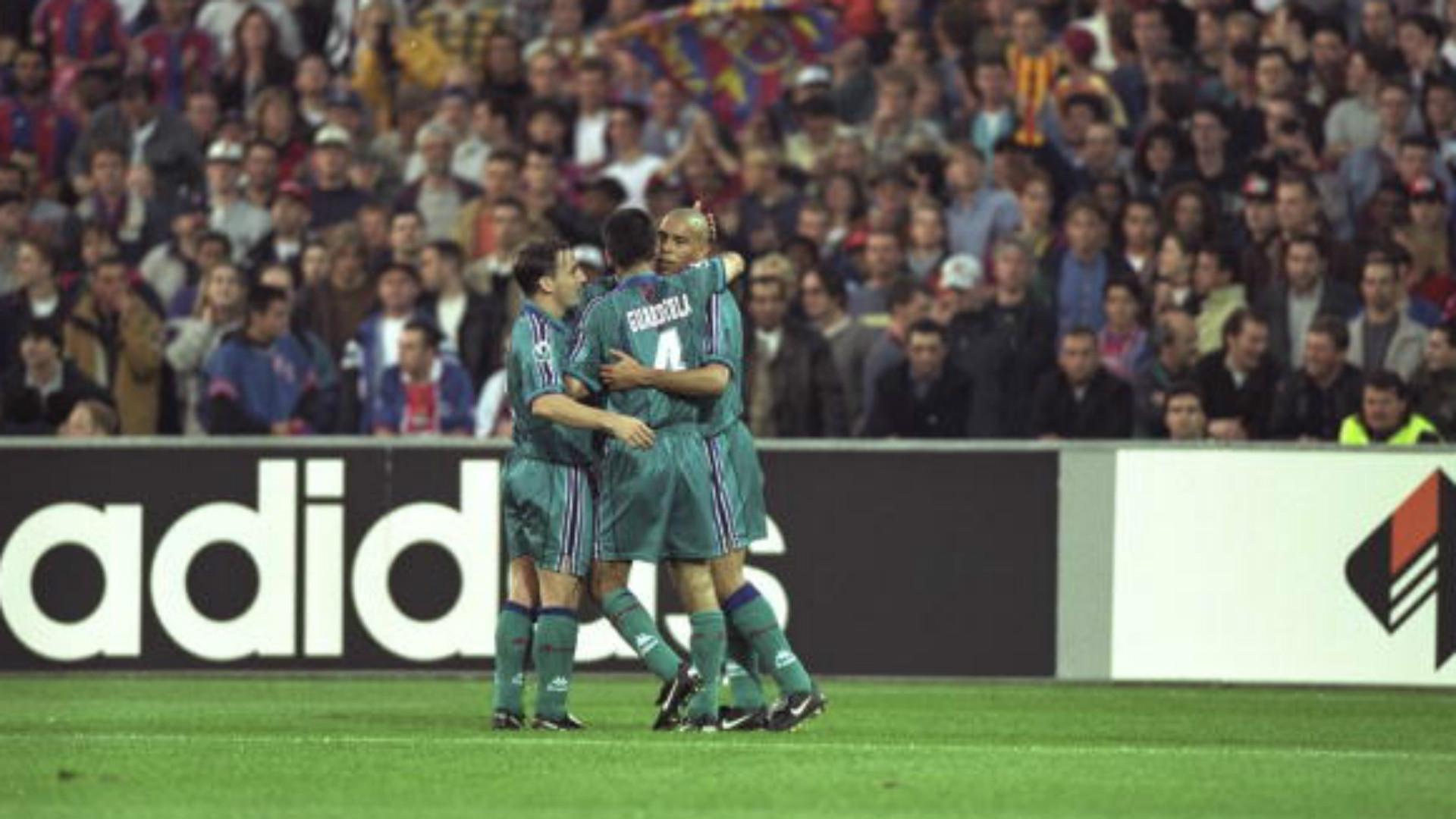 Barcelona PSG Recopa 1997 05141997