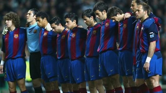 Barcelona Celtic 2004 UEFA