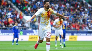 Nolito Spain Bosnia International Friendly