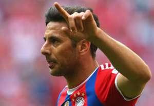 Claudio Pizarro Bayern Munich Bundesliga