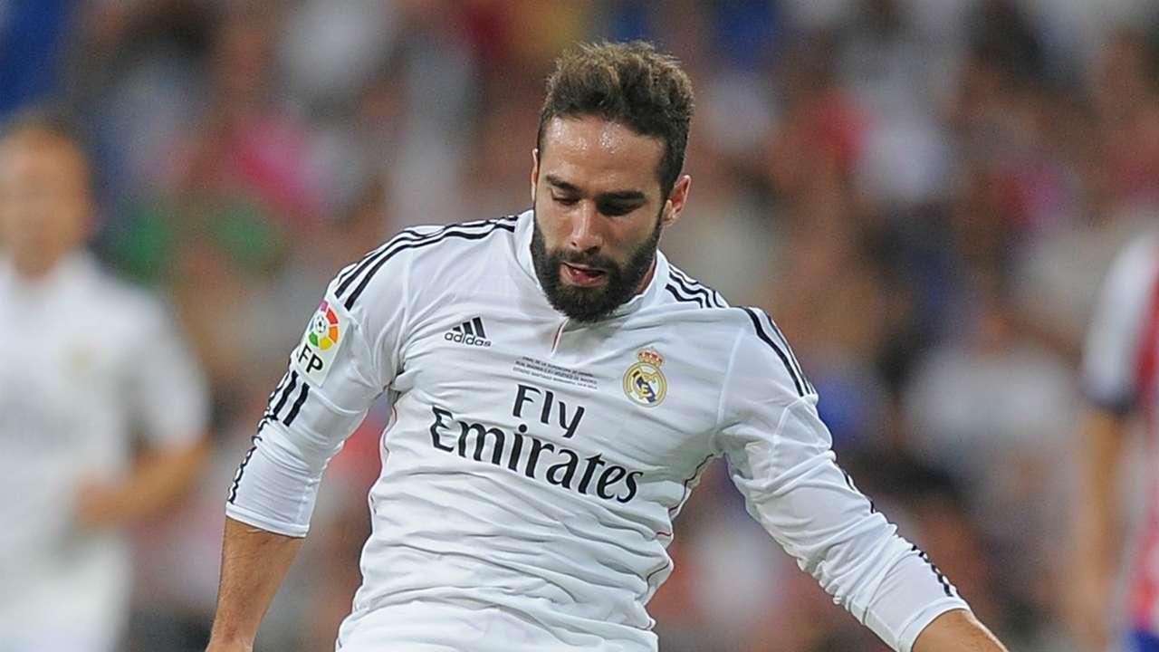 Dani Carvajal Real Madrid La Liga
