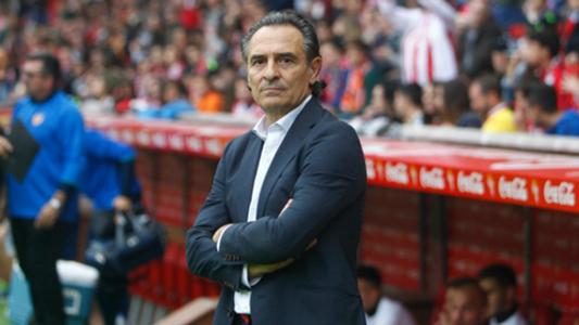 Cesare Prandelli Sporting Gijón Valencia La Liga