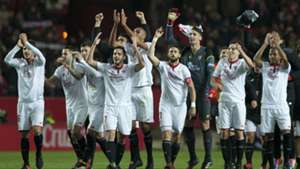 Sevilla Real Madrid La Liga 15012017