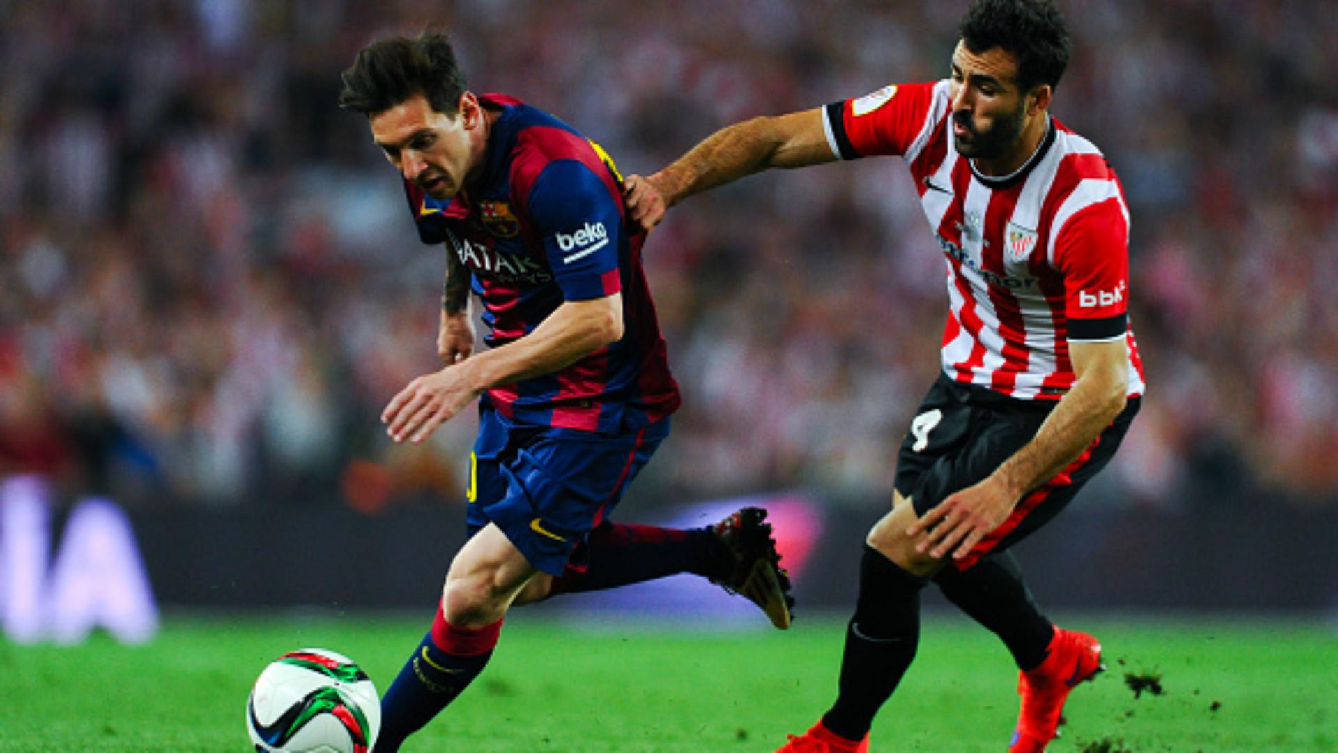 Messi Balenziaga Athletic Barcelona Copa del Rey