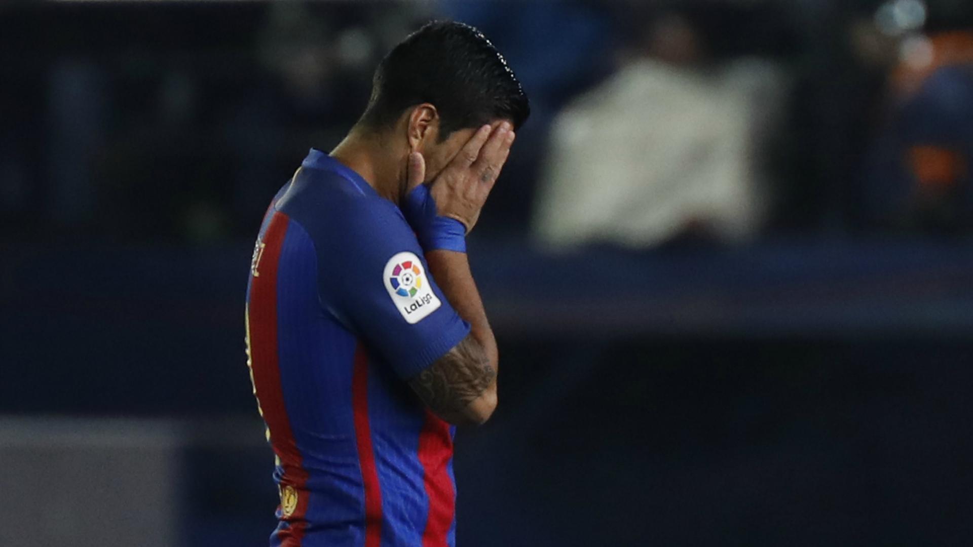 Luis Suarez Villarreal Barcelona La Liga