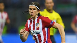 UCL FINAL REAL MADRID ATLETICO FILIPE LUIS 28052016