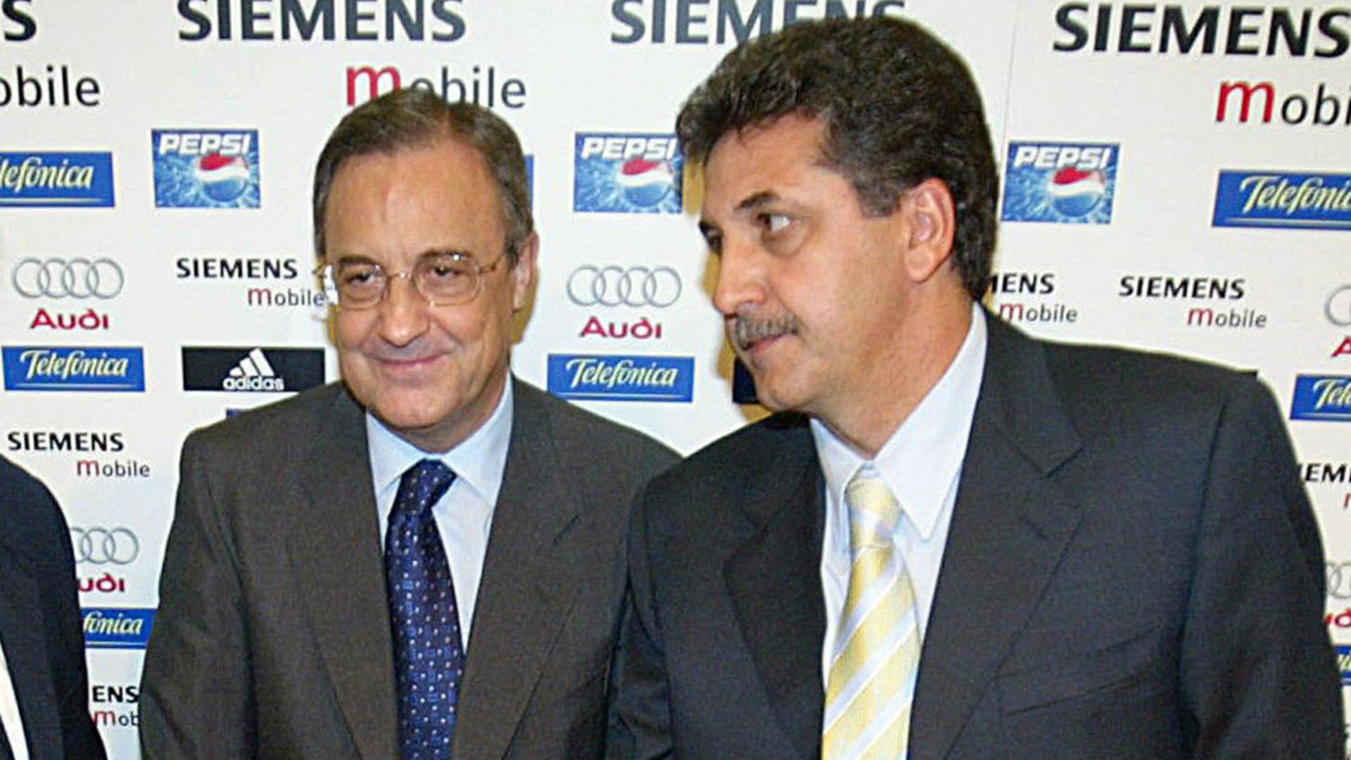 Florentino Pérez Garcia Remon Real Madrid
