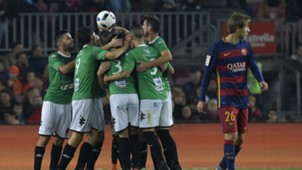 Barcelona Villanovense Copa del Rey