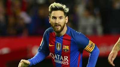 Lionel Messi Sevilla Barcelona LaLiga 06112016