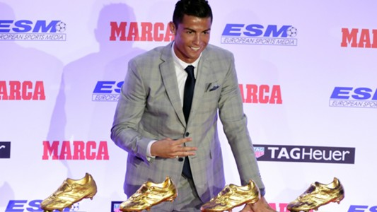 Cristiano Ronaldo Golden Boot