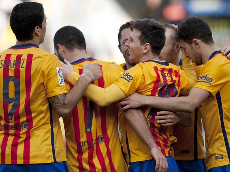 A Barcelona sólo le quedan tres visitas complicadas
