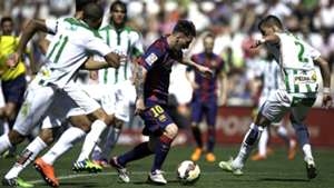 Lionel Messi Cordoba Barcelona 05022015
