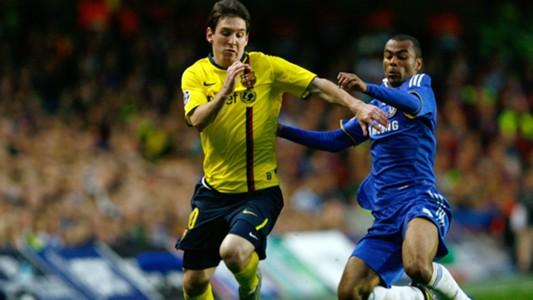 Messi Chelsea 2009