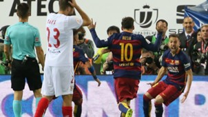 Messi Jordi Alba Barcelona Sevilla 22052016
