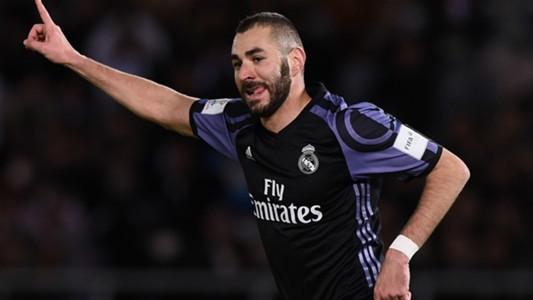 Karim Benzema America Real Madrid Club World Cup