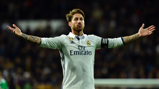 Sergio Ramos Real Madrid Betis La Liga