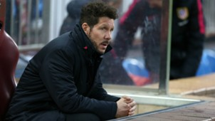 Diego Simeone Atletico Madrid Leganes La Liga