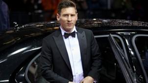 Lionel Messi Barcelona FIFA Ballon d' Or