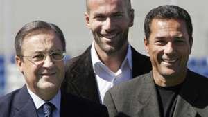 Florentino Pérez Luxemburgo Real Madrid