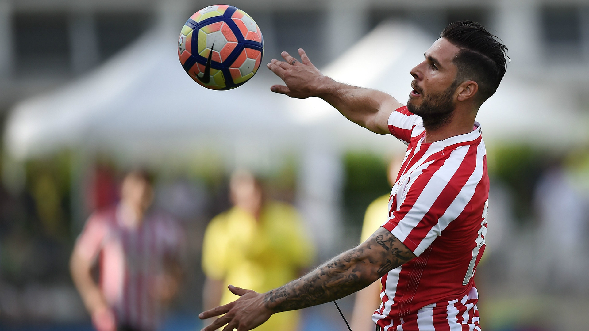 Kike Sola Athletic Bilbao