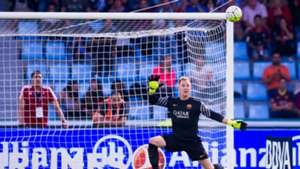 Marc Andre Ter Stegen Celta Vigo Barcelona La Liga 09232015