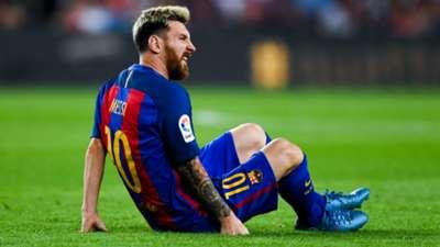 Lionel Messi Barcelona Atletico Madrid La Liga