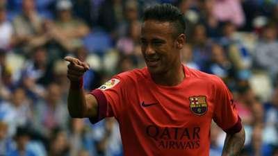 Neymar Espanyol Barcelona La Liga 25042015