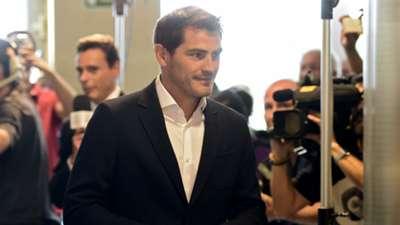 Iker Casillas Real Madrid 07132015