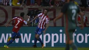 Jorge Franco Alviz Burgui Sporting Gijon