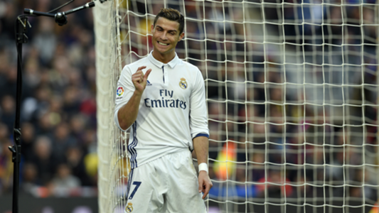 Cristiano Ronaldo Barcelona Real Madrid La Liga