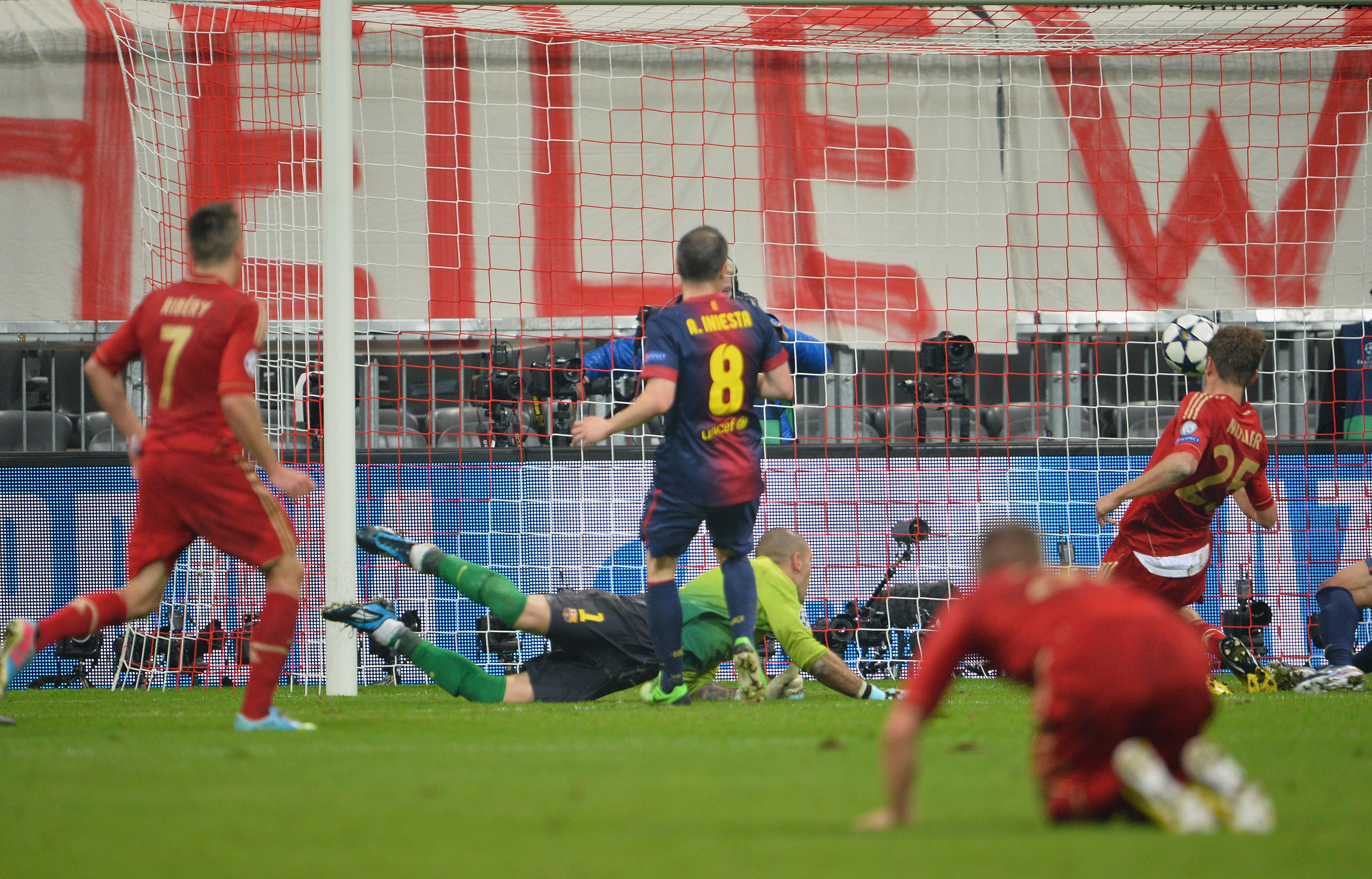 Bayern Barcelona 2013