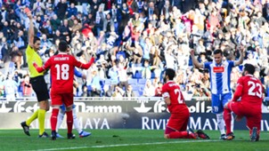 Nico Pareja Espanyol Sevilla LaLiga 29012017