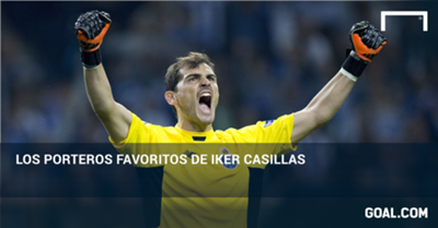 GFX Iker Casillas